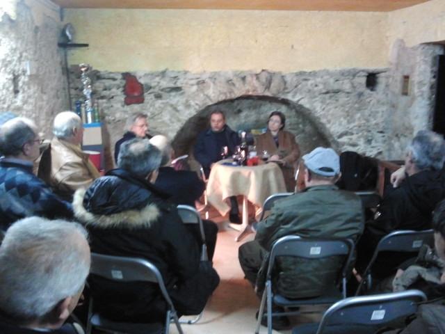 Grande successo per il secondo incontro sul vitigno Marcigliano a Belmonte Calabro