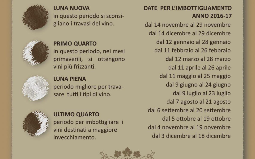 Quando imbottigliare il vino?