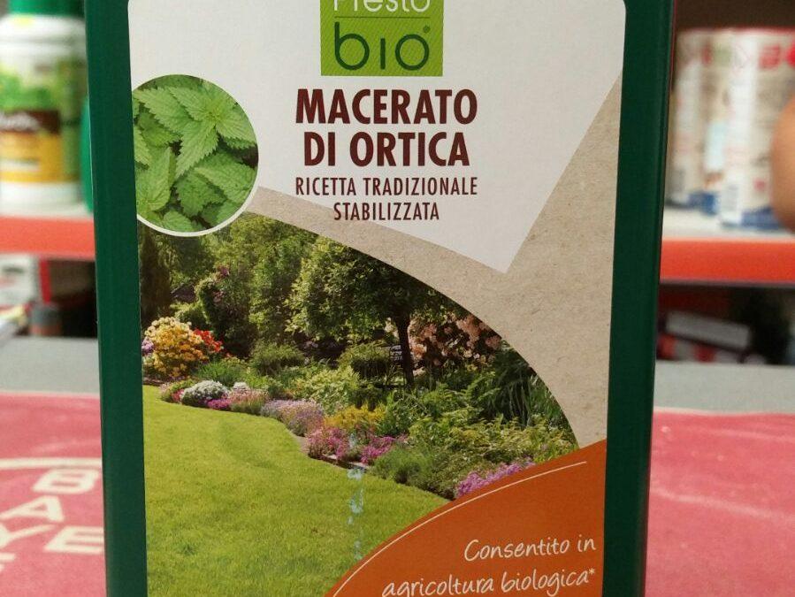 4 prodotti a base di ortica per la difesa naturale delle piante
