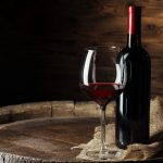 bottiglia per il vino